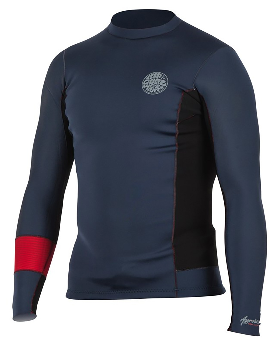 Aggrolite 1.5mm Long Sleeve Wetsuit Jacket