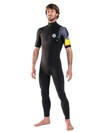 E Bomb Zip Free 2/2 Short Sleeve - Wetsuit