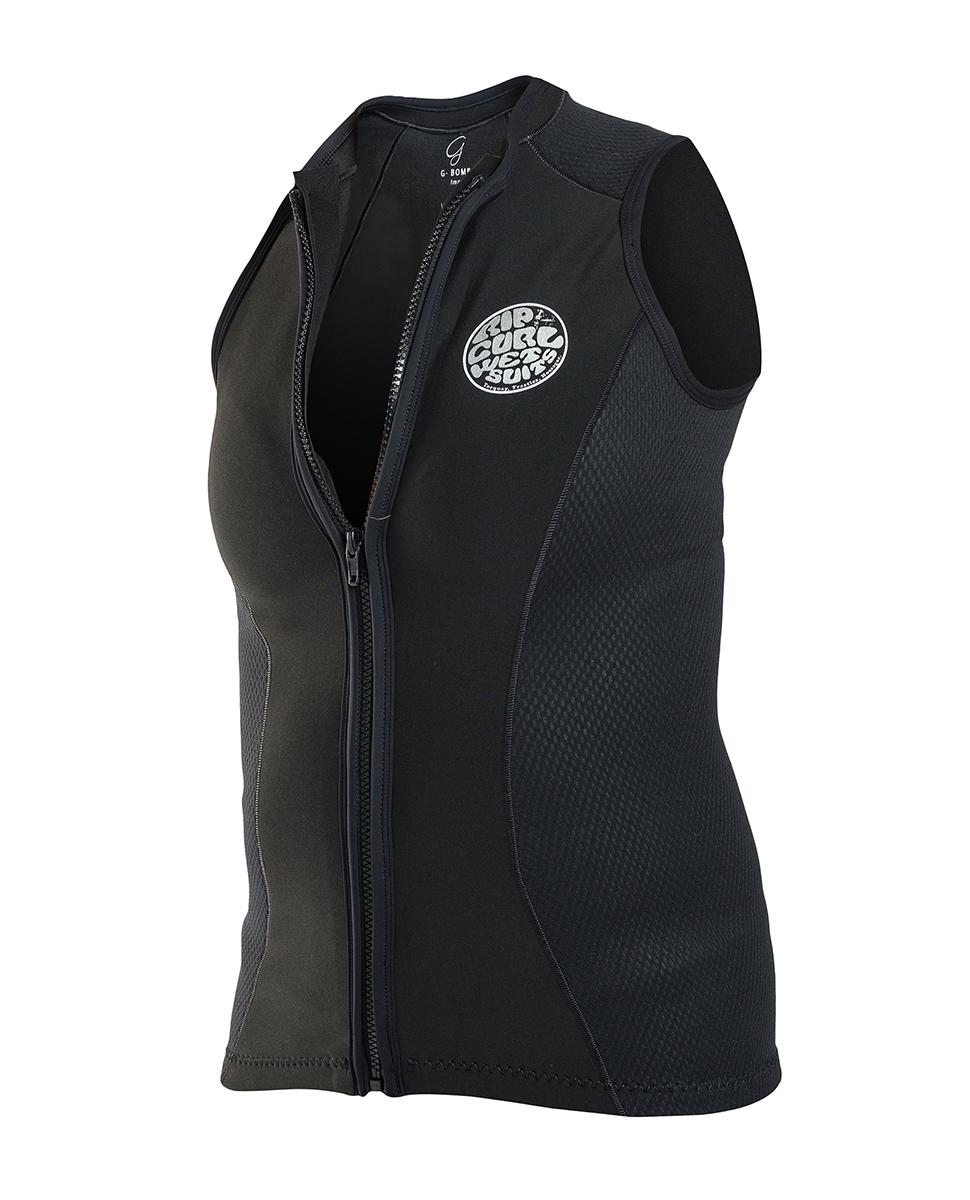 G Bomb 1mm S/Less Vest