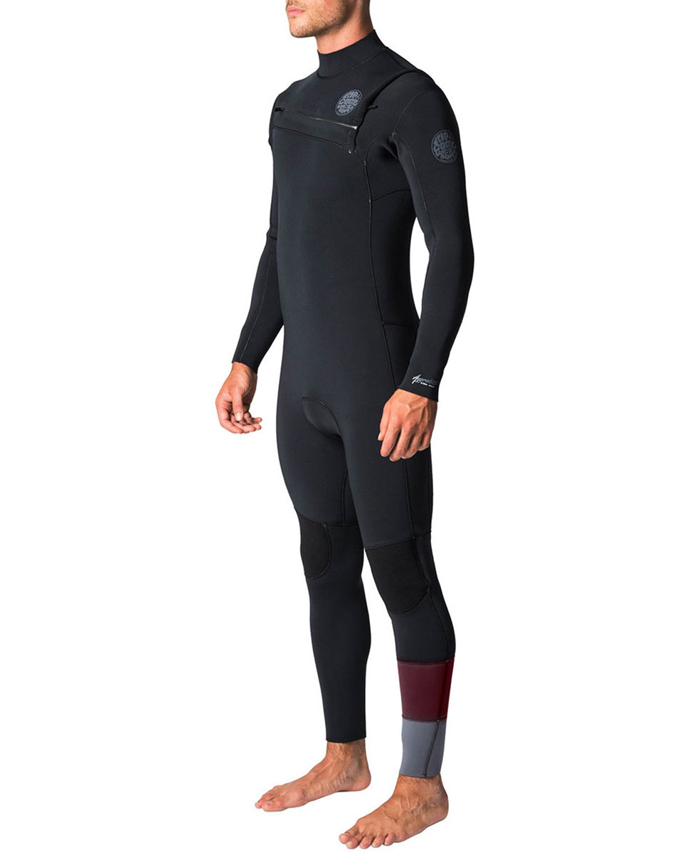 Aggro 4/3 Chest Zip - Wetsuit