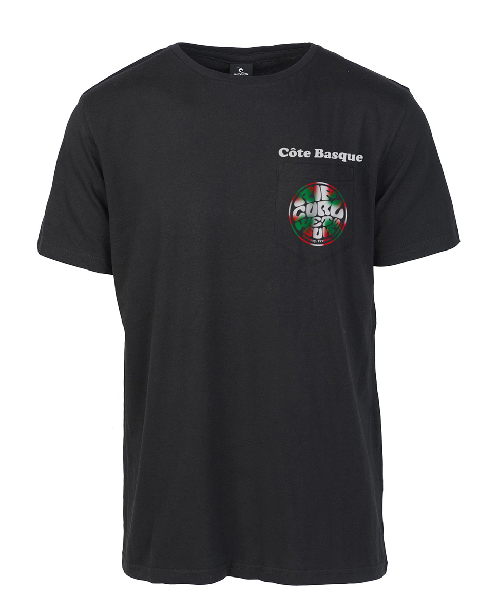 Wetty Destination Tee Cote Basque