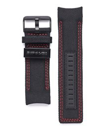 Watch strap black B2297 Rip Curl