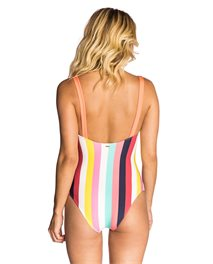 Sun Stripe One Piece