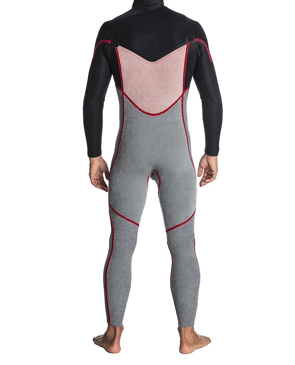 9763493625 Dawn Patrol Chest Zip 3/2 - Wetsuit