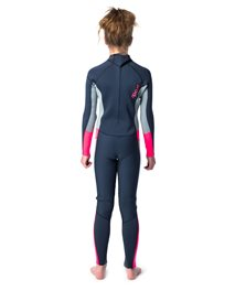 Girl Dawn Patrol 4/3 Back Zip