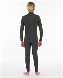 Junior Flashbomb 4/3 Zip Free - Wetsuit