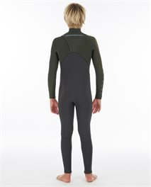 Junior Flashbomb 5/3 Zip Free - Wetsuit
