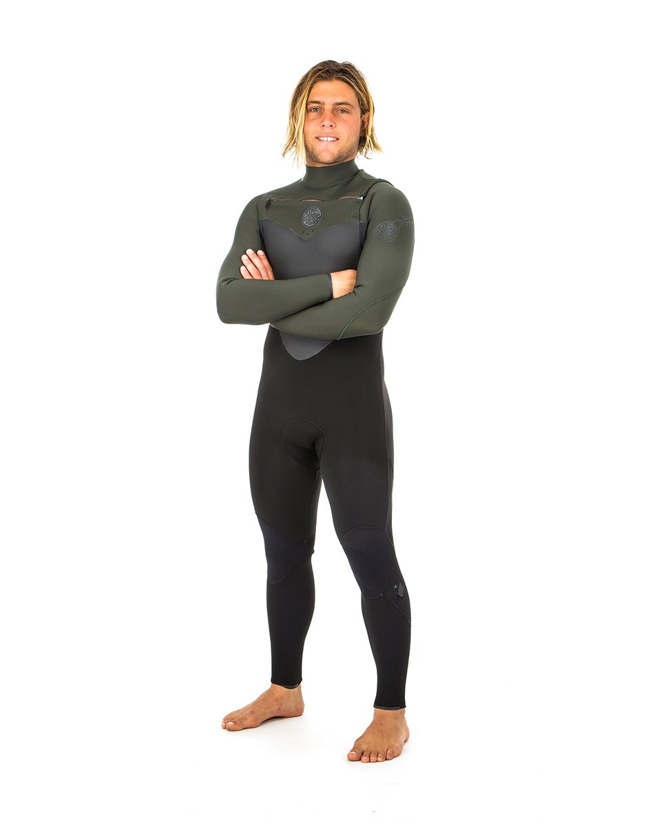5d60a5db15 Flashbomb 5 3 Chest Zip - Wetsuit
