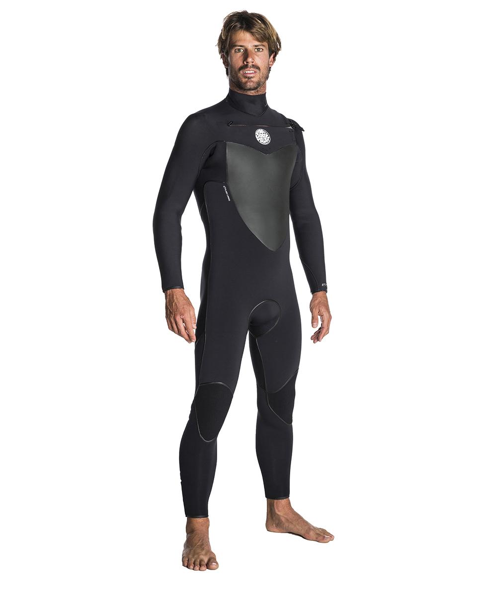 Flashbomb 4/3 Chest Zip - Wetsuit