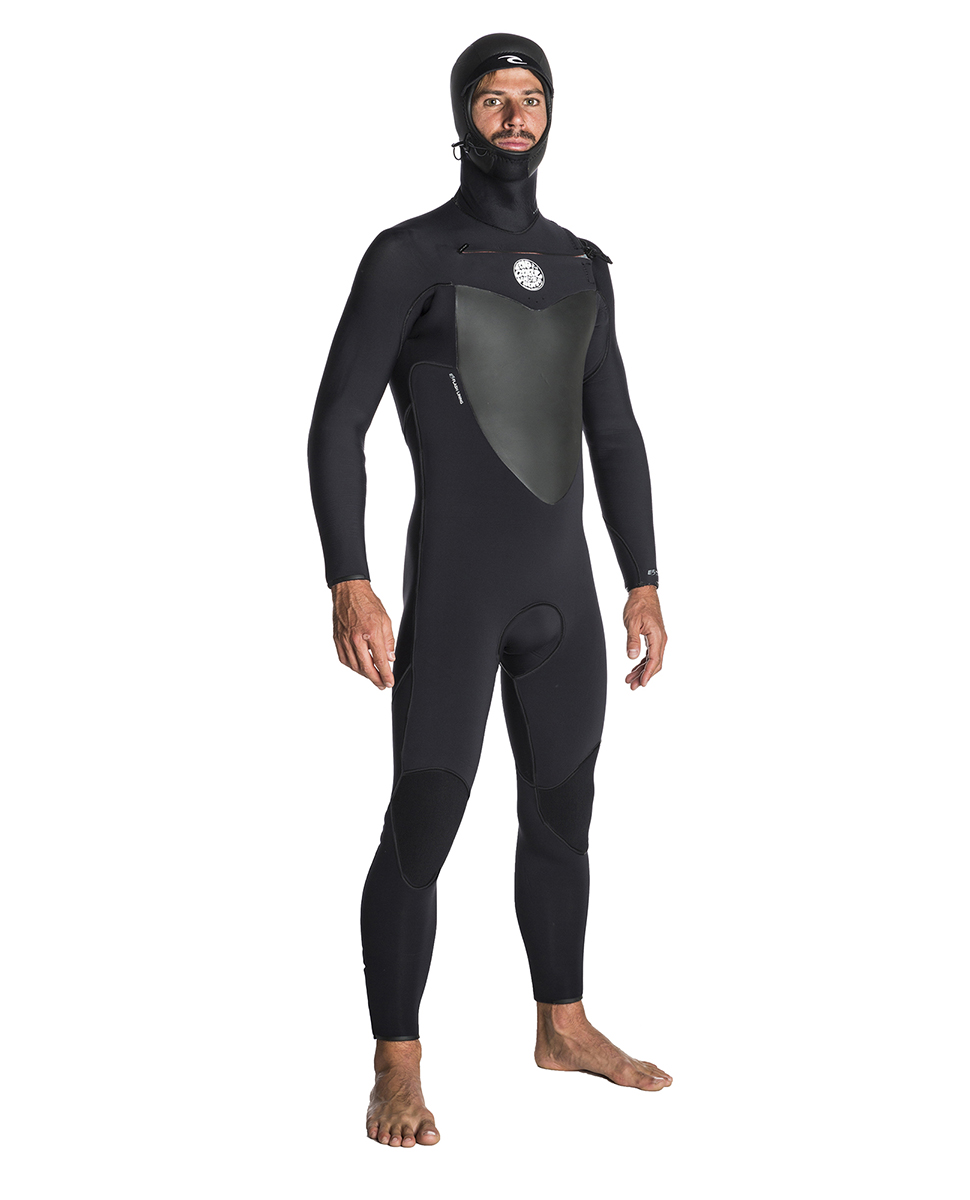 61019c6db5b Flashbomb 6 4 Hood Chest Zip - Wetsuit