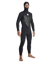 Flashbomb 6/4 Hood Chest Zip  Wetsuit