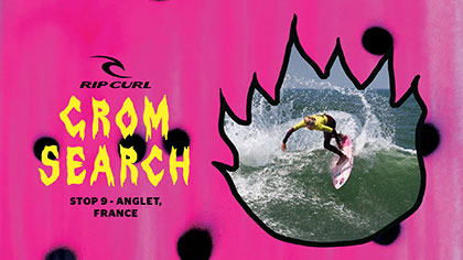 2018 European GromSearch Series Stop #9- Anglet, France