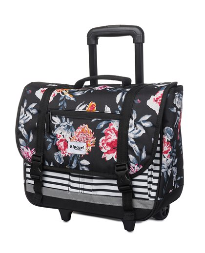 Wh Satchel Desert Flower