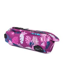 Pencil Case 2 compartments Flora