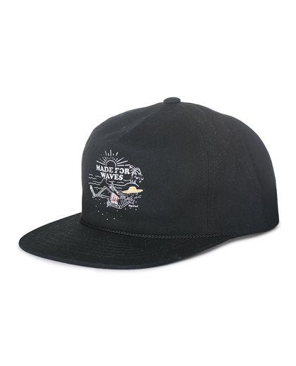 Lazy Skull Cap