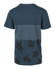 T-shirt manches courtes Blocking Surf
