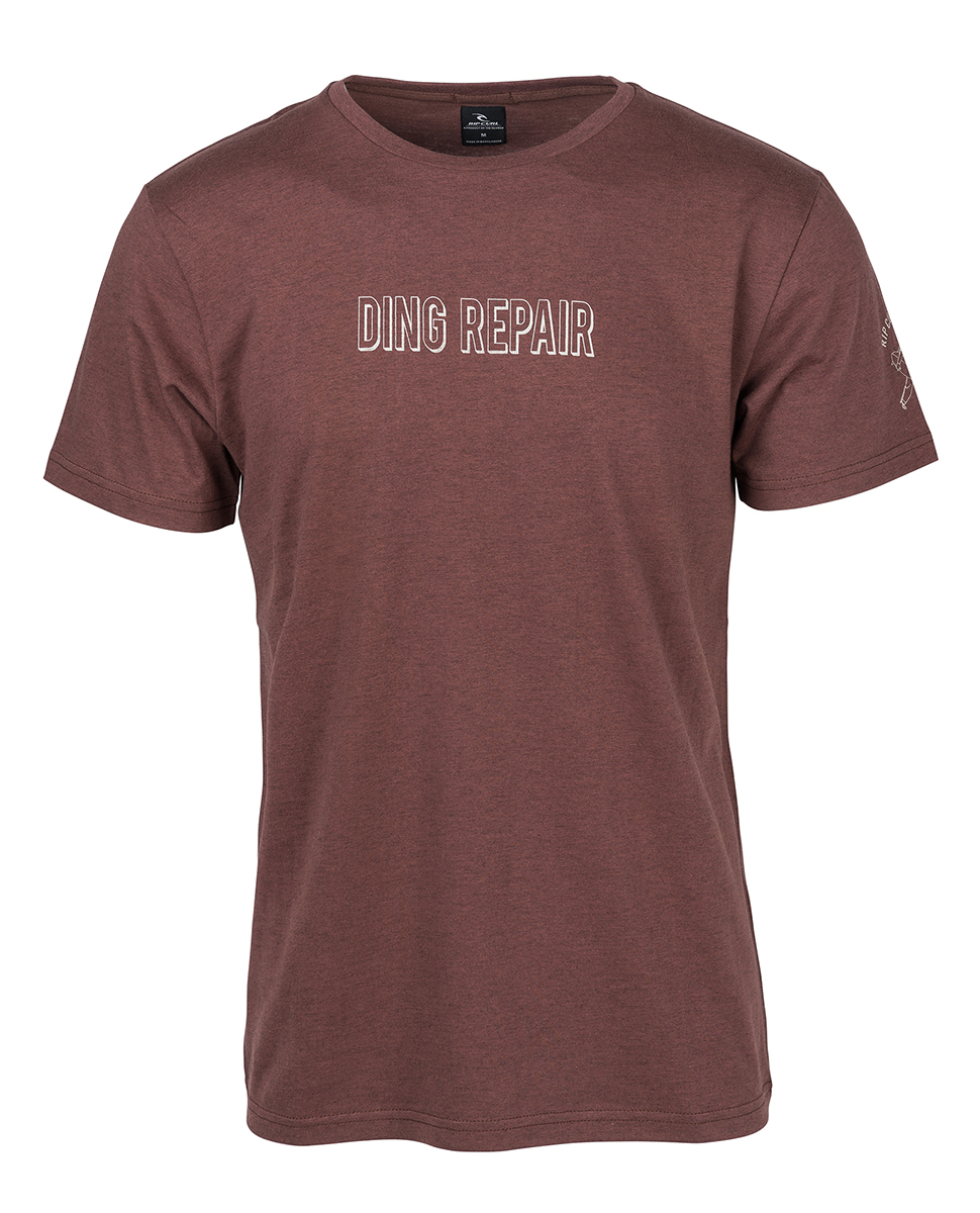 Ding Chest Short Sleeve Tee