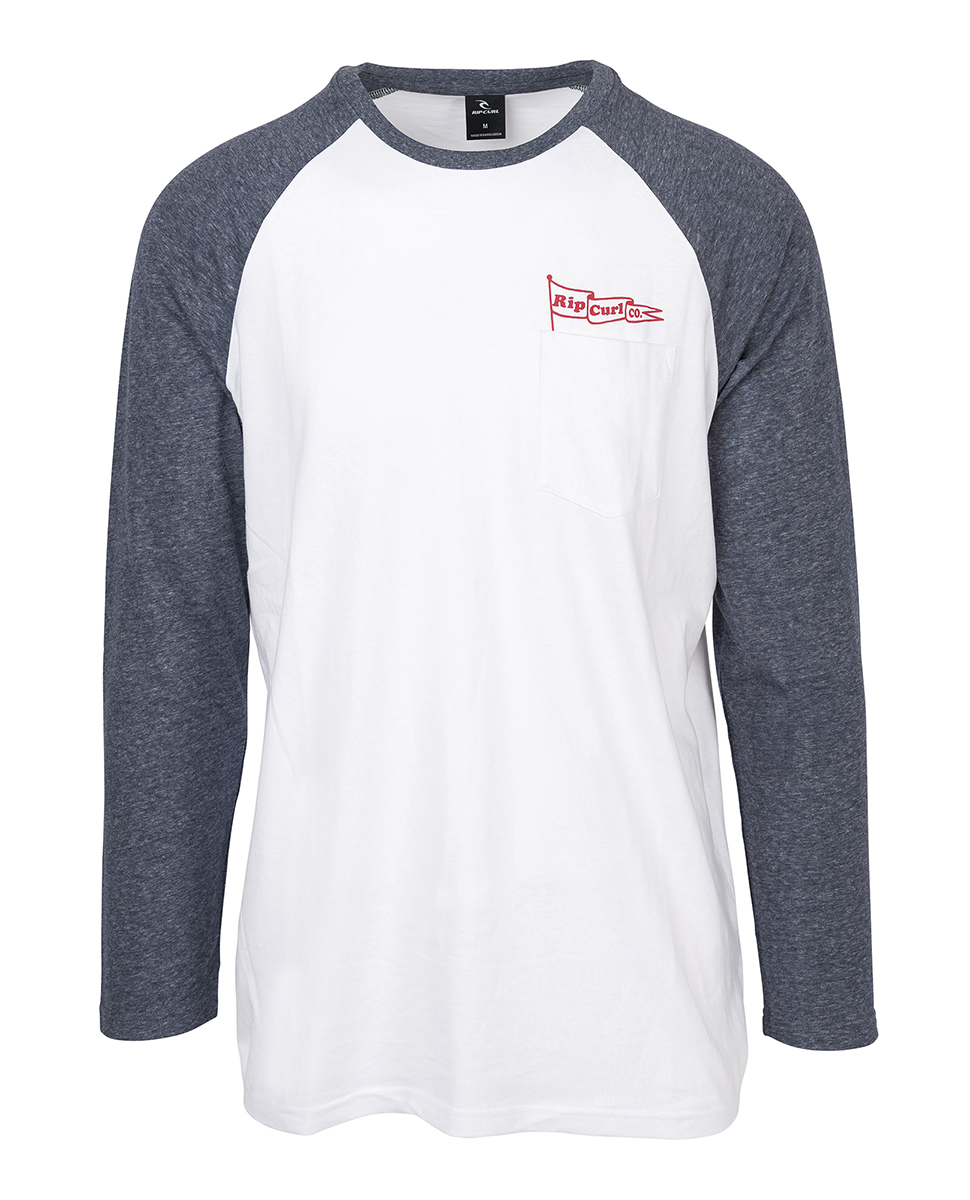 Flagraglan Long Sleeve Tee