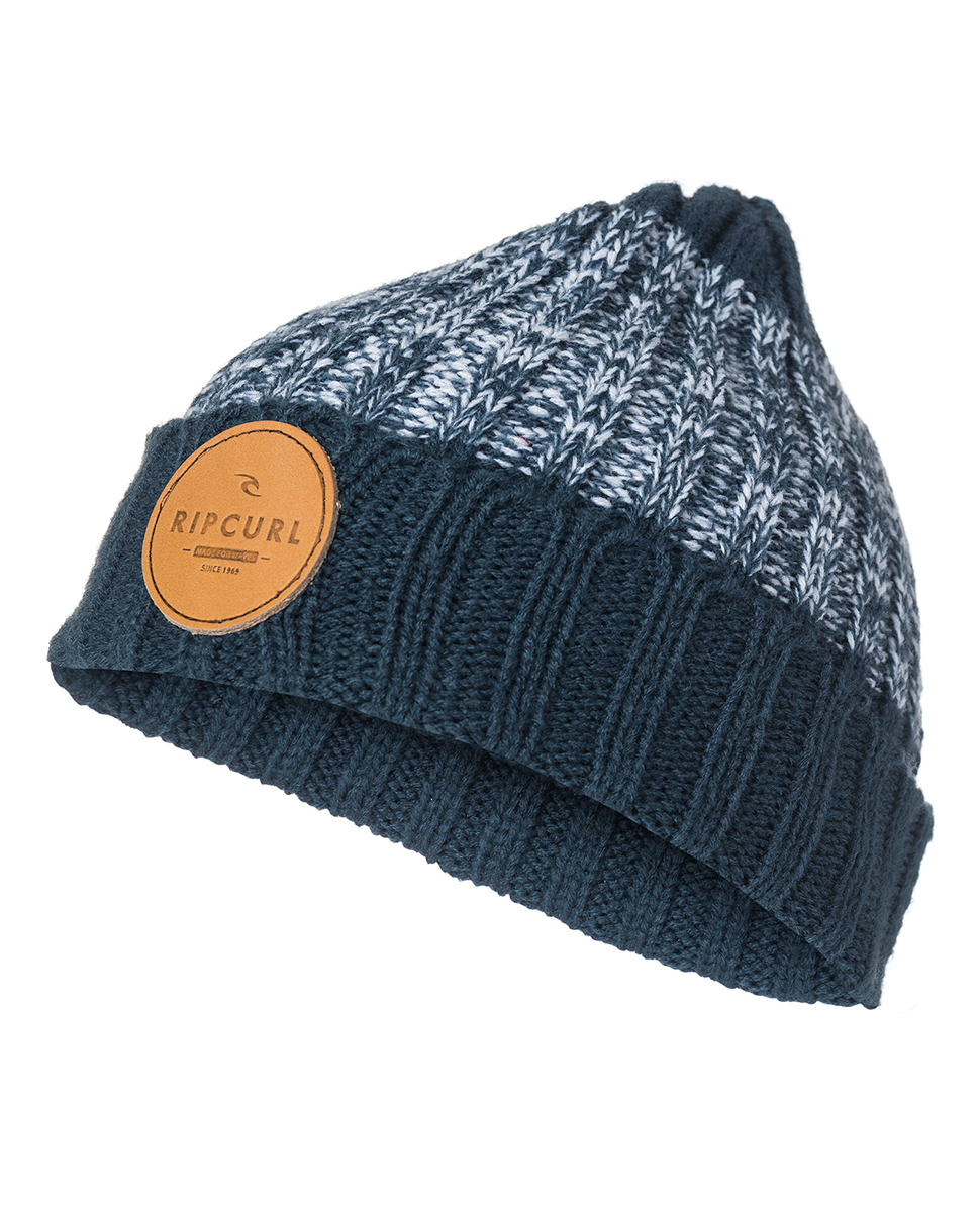 Fabric Effect Beanie