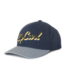Colorblock Curved Cap