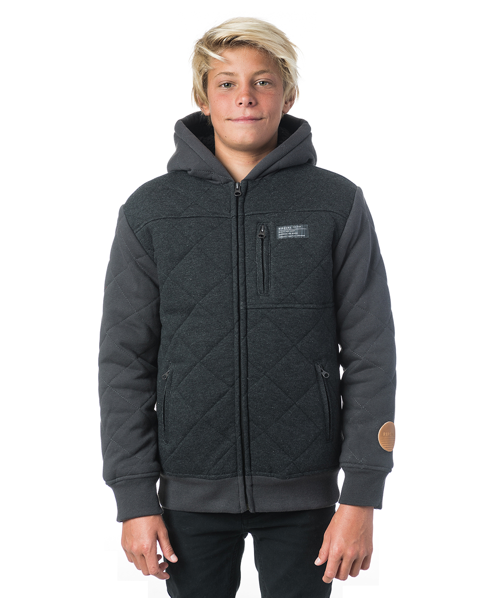 Quilted Warm Hz Fleece