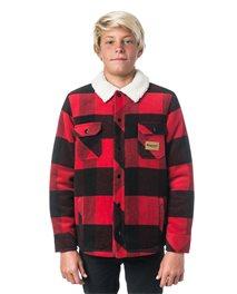 Lumber Jack Boy Jacket