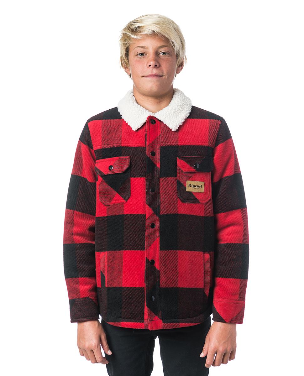 Lumber Jack Jacket Boy