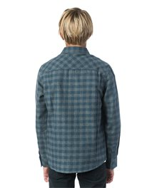 Basic Heather Check Shirt