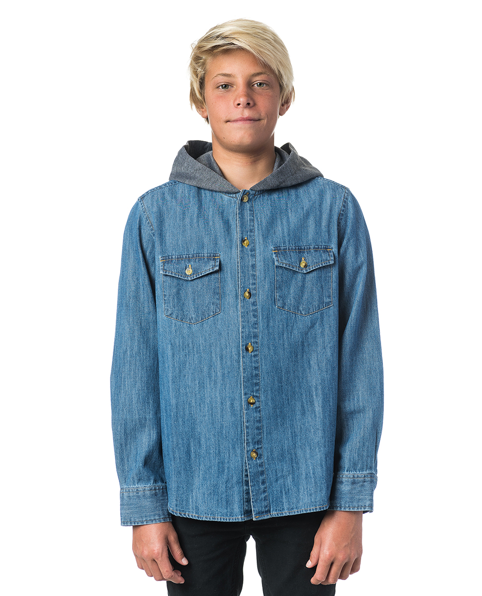 Denim Boy Shirt