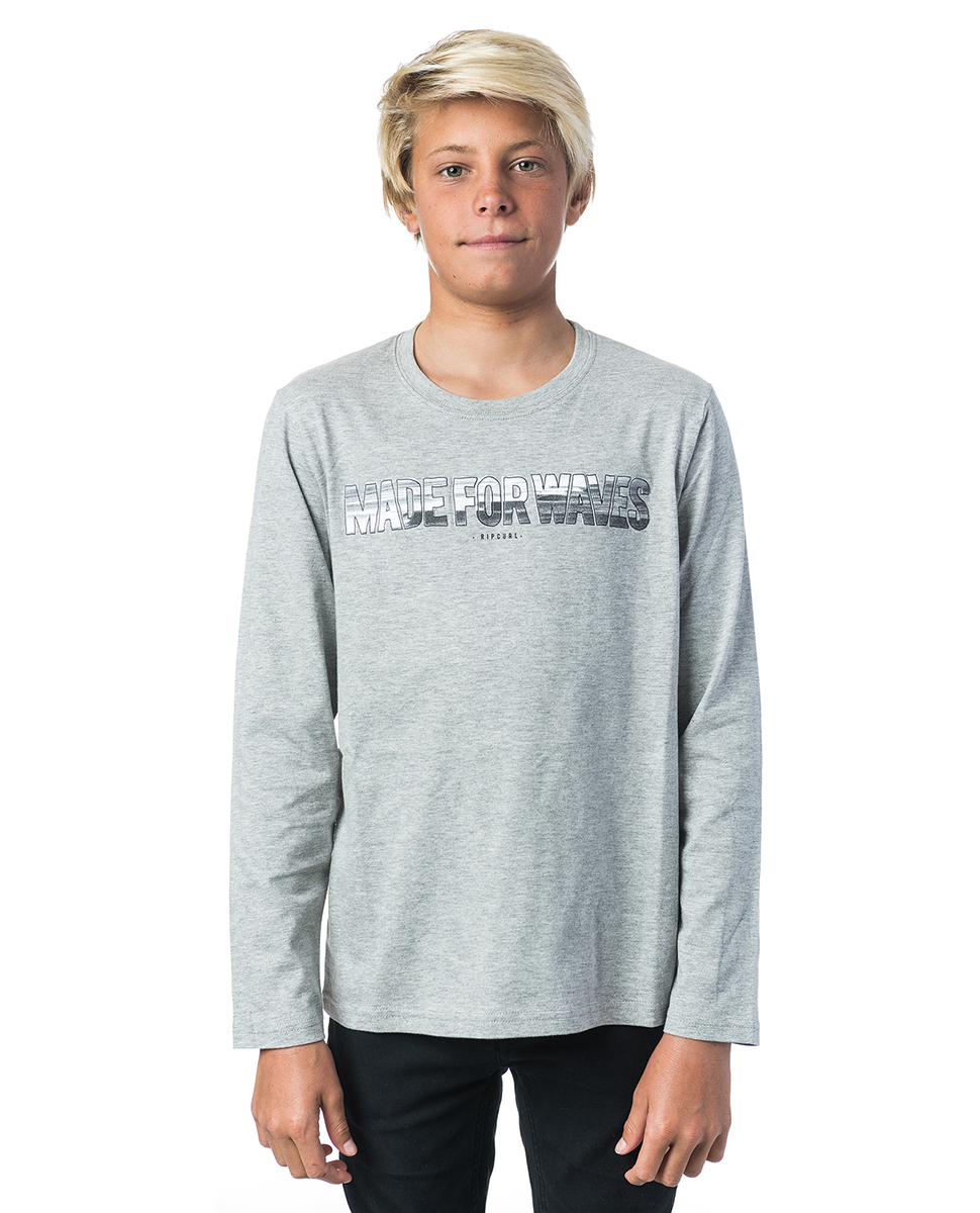 Made For Waves Ls Tee