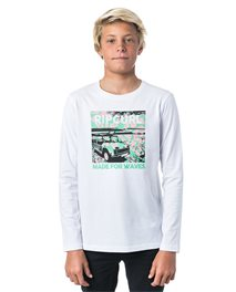 Multi Truck Long Sleeve Tee