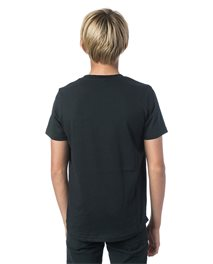 Pocket Printed Short Sleeve Tee