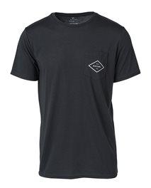 Essential Surfers Short Sleeve Pocket - Tee