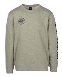 Iconic Crew Fleece