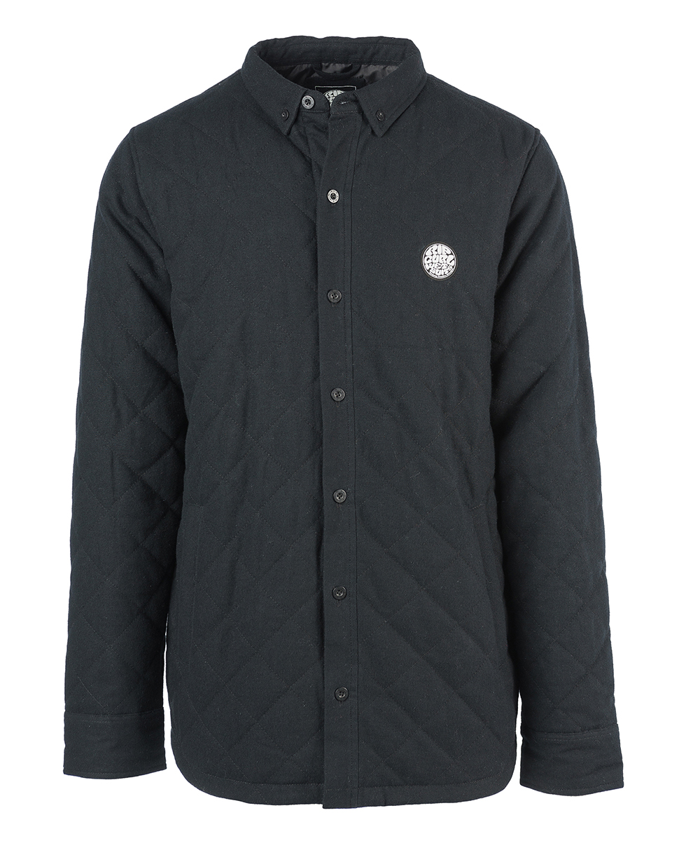 Wetty Long Sleeve Overshirt
