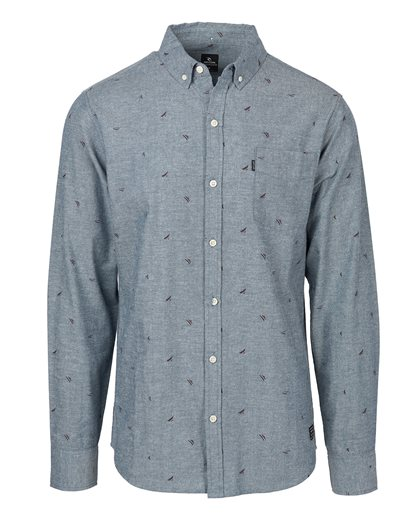 Choppy Long Sleeve Shirt