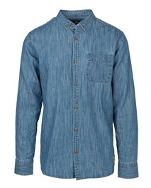 Camicia Blue Jeans a maniche lunghe