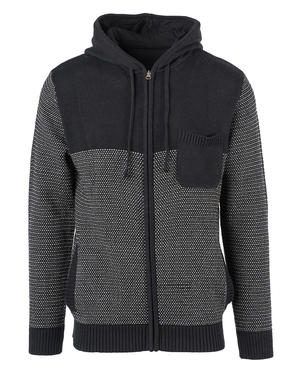 Split Sweater