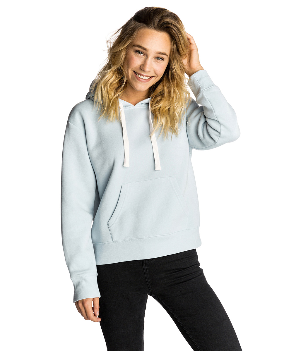 Authentic Froth Hooded Fleece