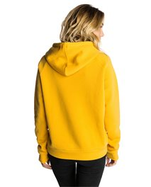 Blocked Hooded Fleece