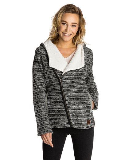 Chaani Lined Hooded Fleece