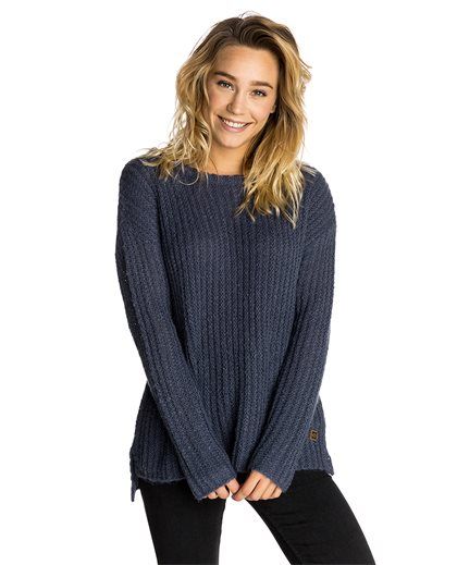Ana Crew Sweater