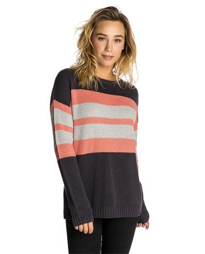 Shades Of Sun Crew Sweater