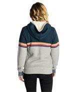 Sunrise Zip Thru Lined Sweater
