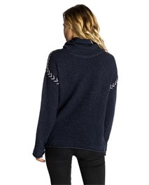 Leah Roll Neck Sweater