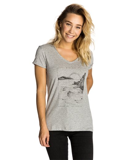 By The Sea Tee