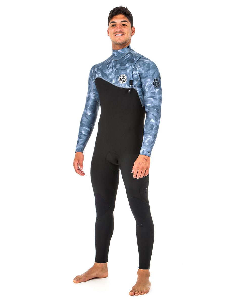 E Bomb 4/3 Zip Free - Wetsuit