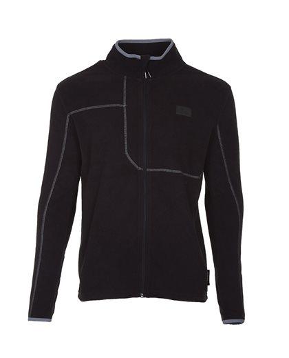 Micro Micro Fleece Front Zip