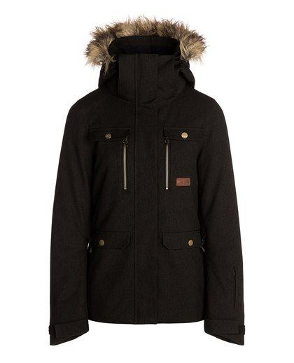 Chic Fancy Snow Jacket