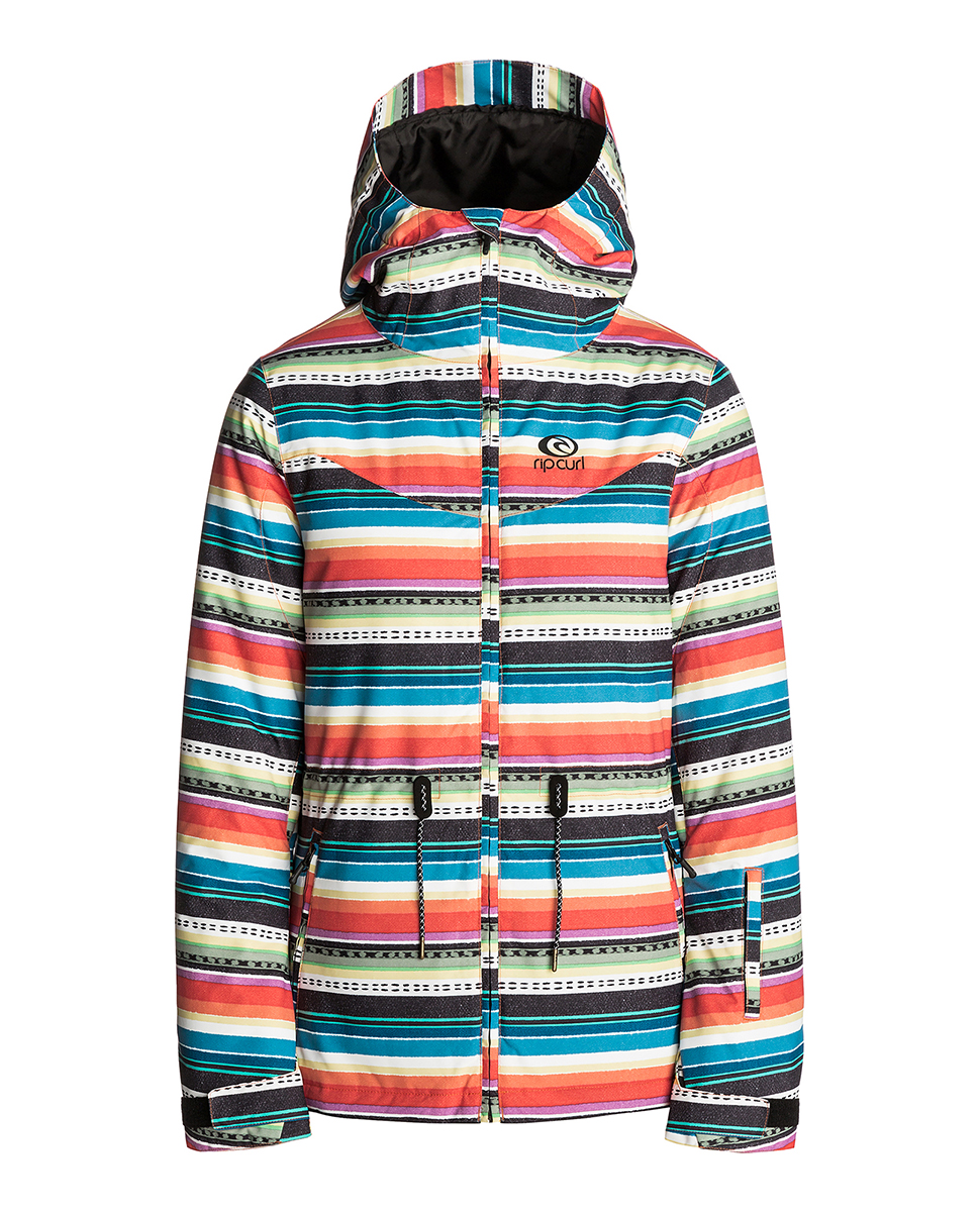Betty Printed Snow Jacket